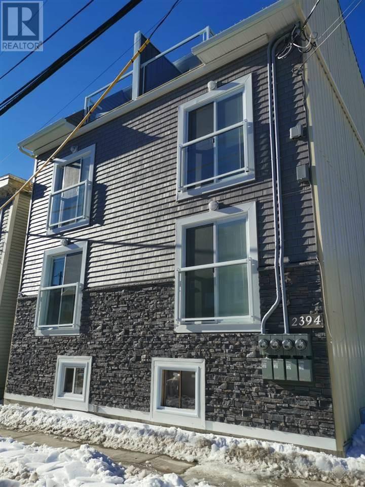 Townhouse for sale at 2394 Creighton St Halifax Nova Scotia - MLS: 201917885