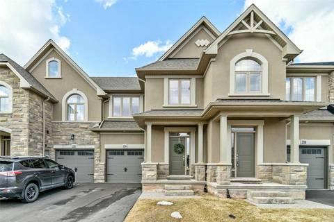 Townhouse for sale at 2394 Natasha Circ Oakville Ontario - MLS: W4389978