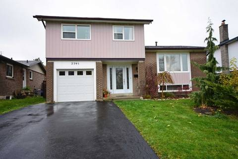 House for sale at 2395 Council Ring Rd Mississauga Ontario - MLS: W4385483