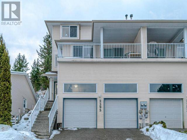 Townhouse for sale at 2395 Drummond Crt  Kamloops British Columbia - MLS: 155621