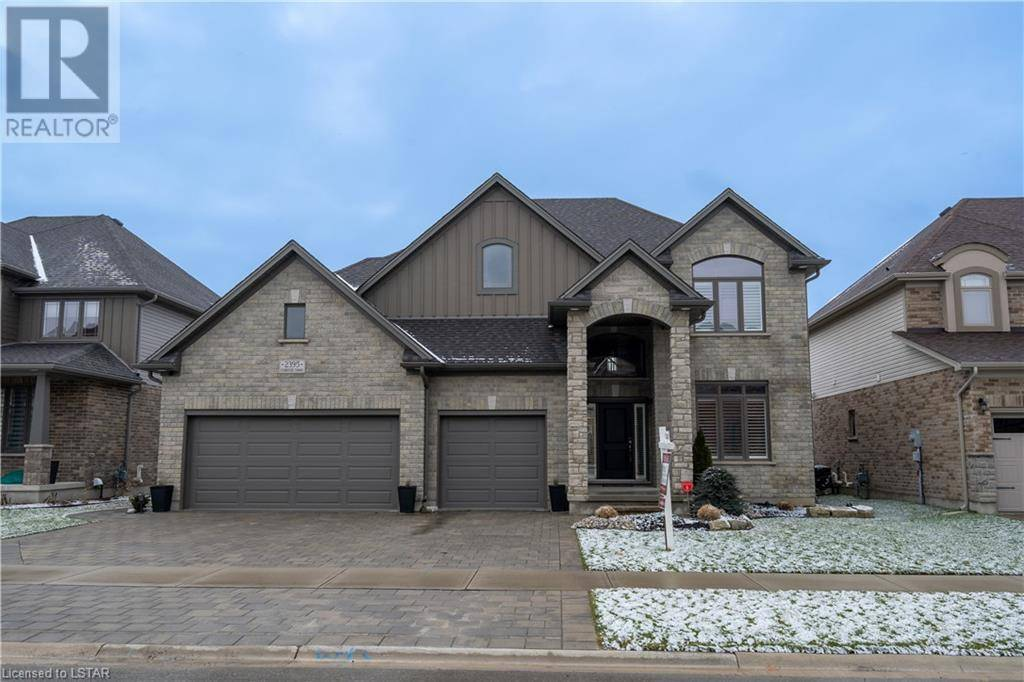 House for sale at 2395 Humberside Common London Ontario - MLS: 240518