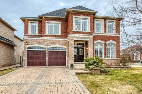 House for sale at 2395 Tesla Cres Oakville Ontario - MLS: W4718555