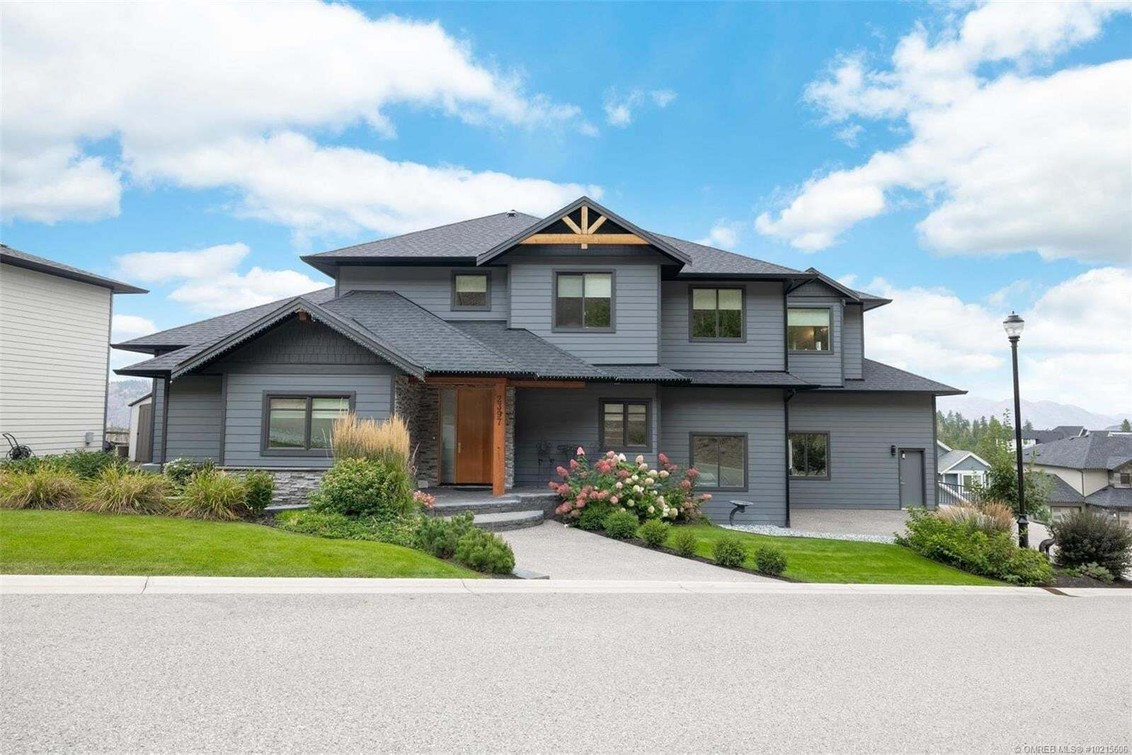 House for sale at 2397 Big Sky Dr West Kelowna British Columbia - MLS: 10215606