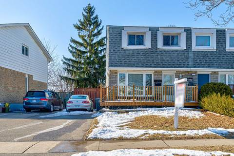 Townhouse for sale at 2397 Delkus Cres Mississauga Ontario - MLS: W4699174