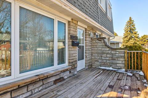 Townhouse for sale at 2397 Delkus Cres Mississauga Ontario - MLS: W4702582