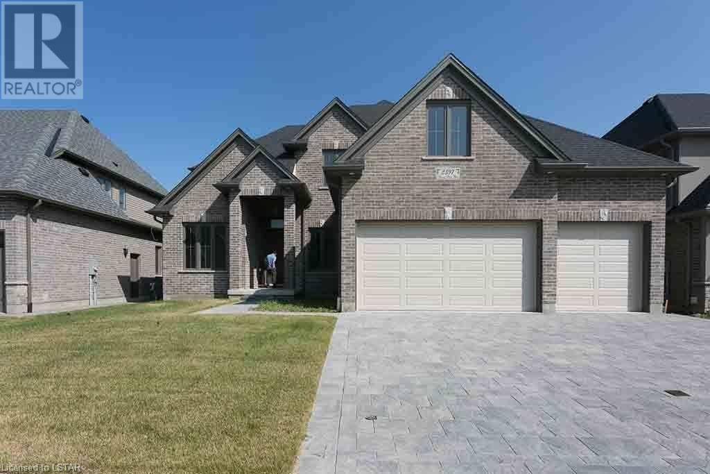 House for sale at 2397 Torrey Pines Wy London Ontario - MLS: 231580