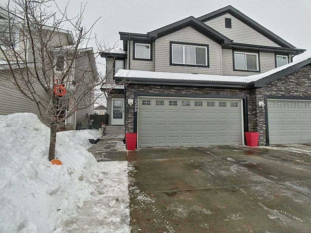 Townhouse for sale at 2399 Casselman Cres Sw Edmonton Alberta - MLS: E4187508