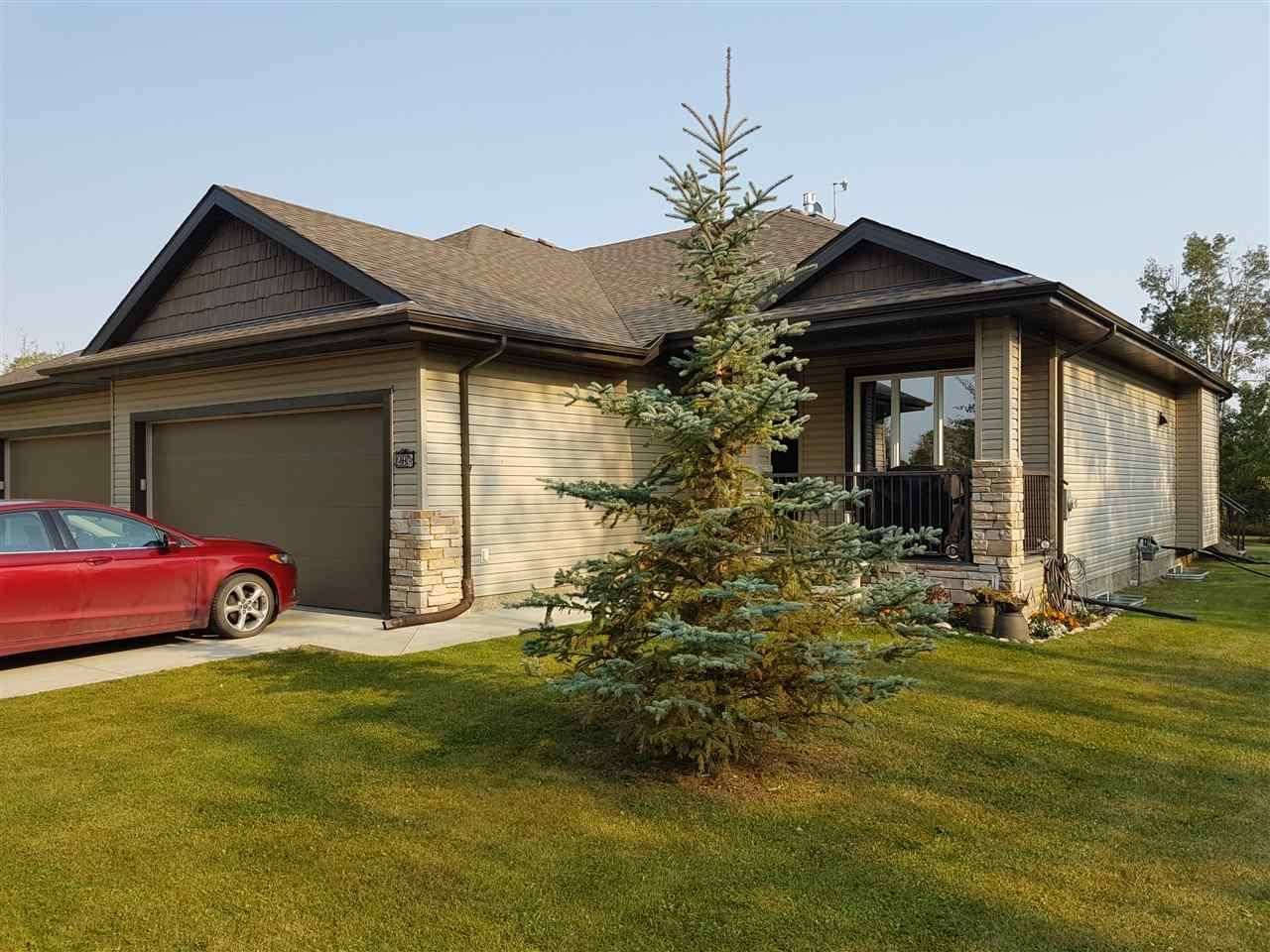 Townhouse for sale at 53521 Rge Rd Unit 23a Rural Parkland County Alberta - MLS: E4143092