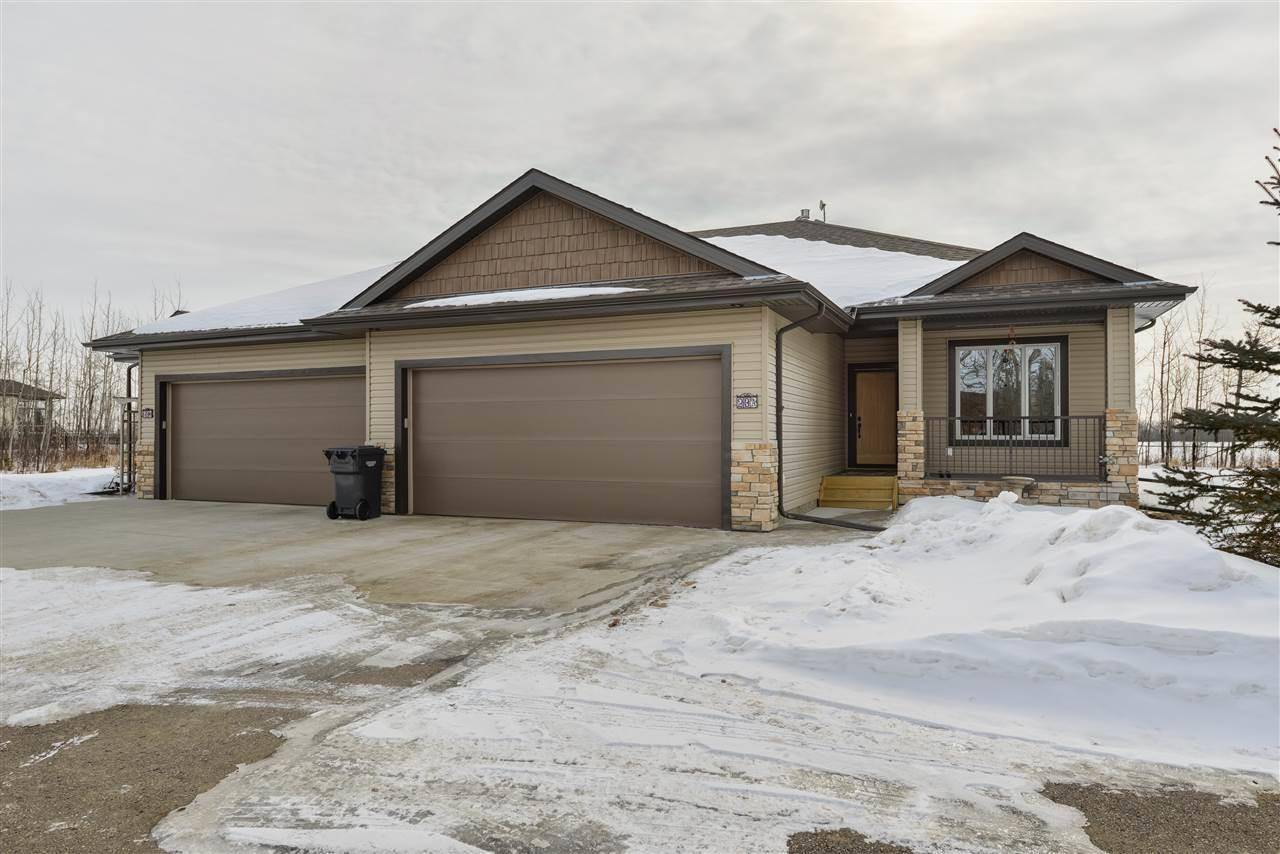 Townhouse for sale at 53521 Rge Rd Unit 23a Rural Parkland County Alberta - MLS: E4191979