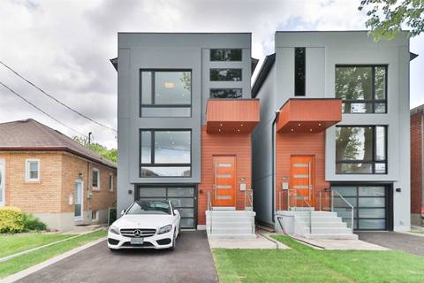 House for sale at 23 Lunness Rd Toronto Ontario - MLS: W4670608