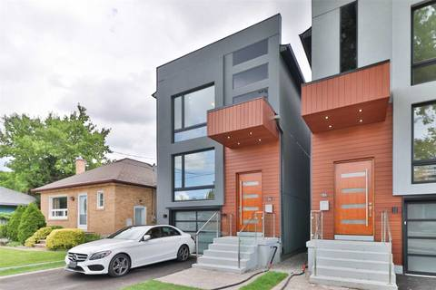 House for sale at 23 Lunness Rd Toronto Ontario - MLS: W4498213