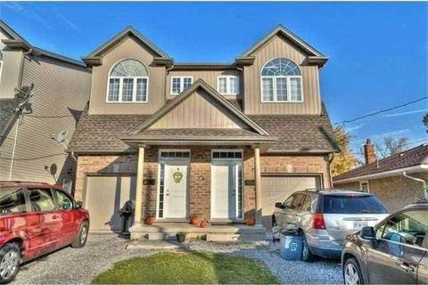 Townhouse for sale at 23 Townline Rd St. Catharines Ontario - MLS: X4699588