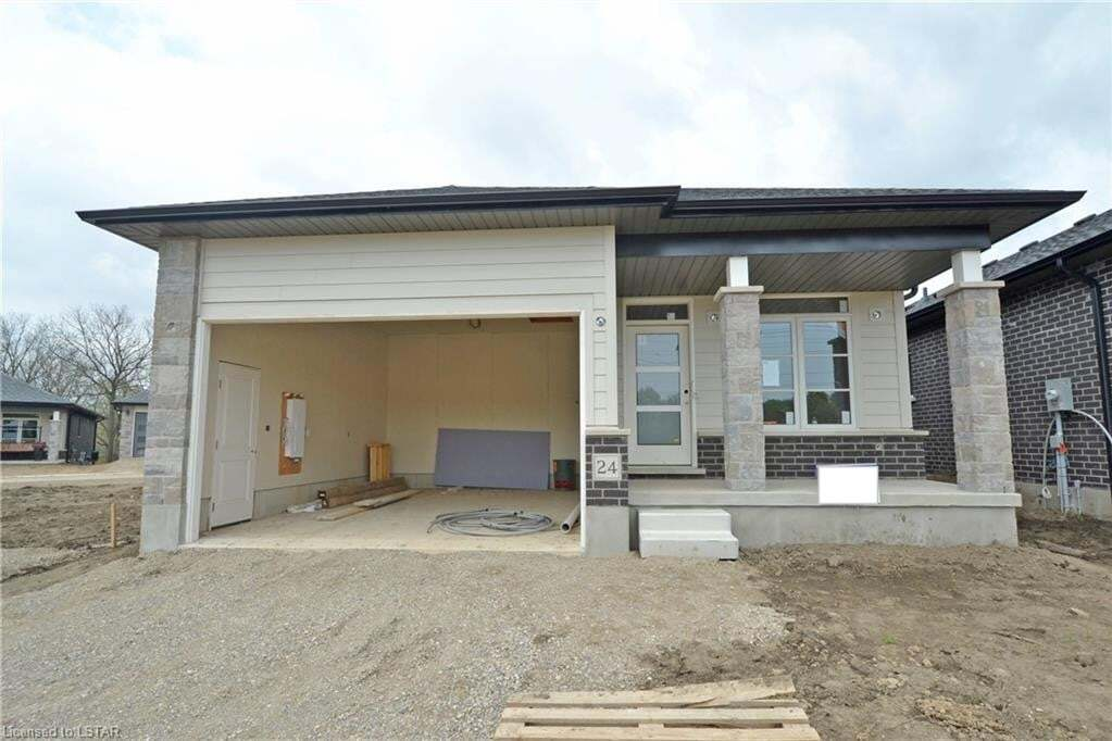 House for sale at 10 Mcpherson Ct Unit 24 St. Thomas Ontario - MLS: 239810