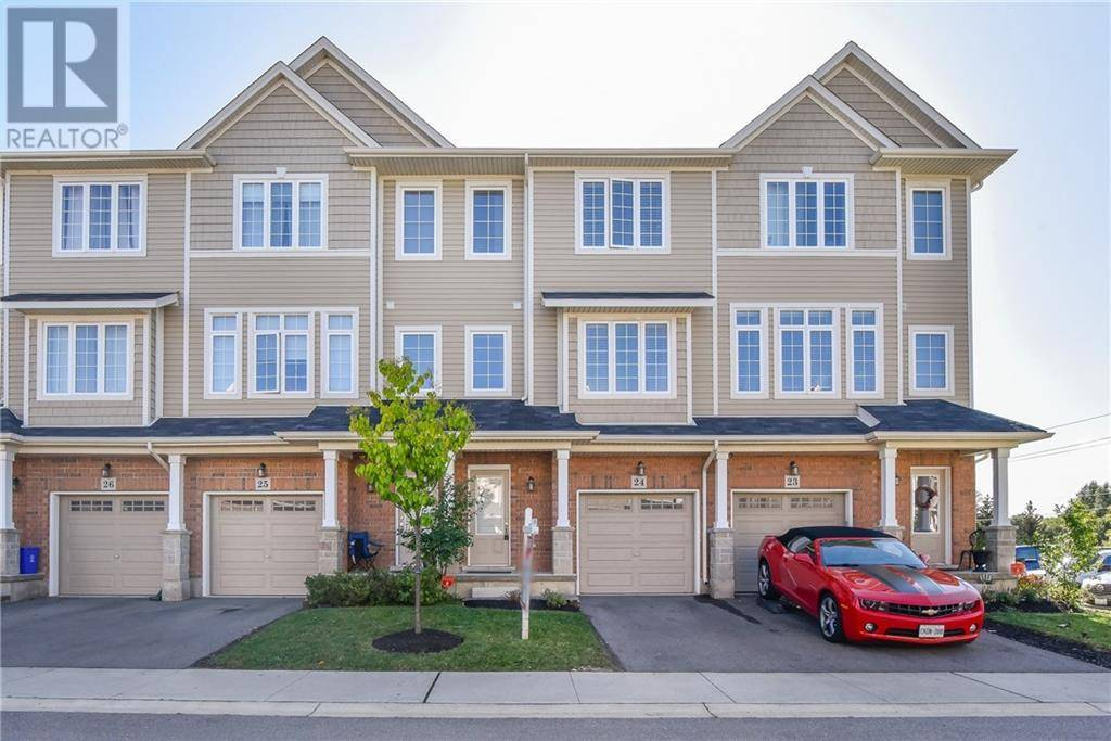 Townhouse for sale at 100 Chester Dr Unit 24 Cambridge Ontario - MLS: 30771264