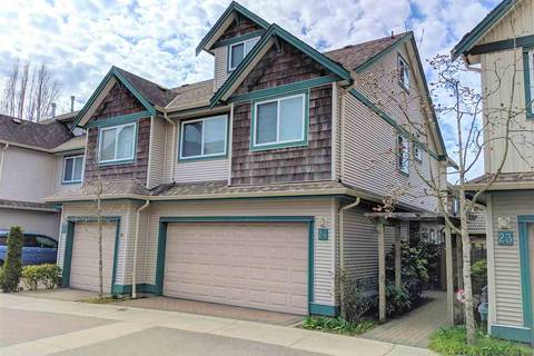 Townhouse for sale at 10411 Hall Ave Unit 24 Richmond British Columbia - MLS: R2353934