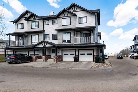 Townhouse for sale at 11 Clover Bar Rd Unit 24 Sherwood Park Alberta - MLS: E4149978