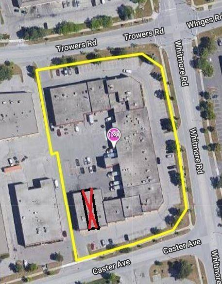 Commercial property for lease at 120 Whitmore Rd Apartment 24 Vaughan Ontario - MLS: N4661479