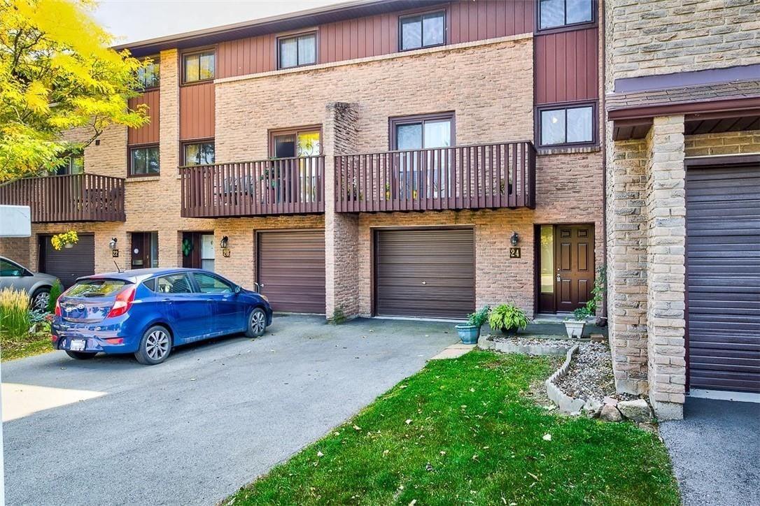 Townhouse for sale at 1250 Limeridge Rd E Unit 24 Hamilton Ontario - MLS: H4089259