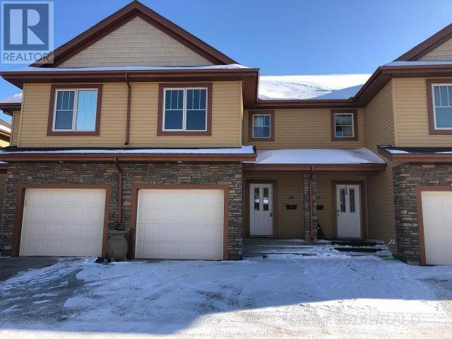 Townhouse for sale at 1407 53rd Ave Unit 24 Lloydminster West Alberta - MLS: 66142