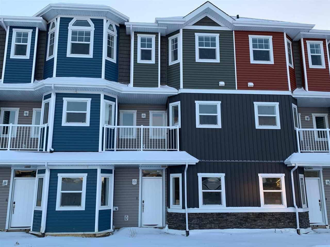 Townhouse for sale at 150 Everitt Dr N Unit 24 St. Albert Alberta - MLS: E4176988