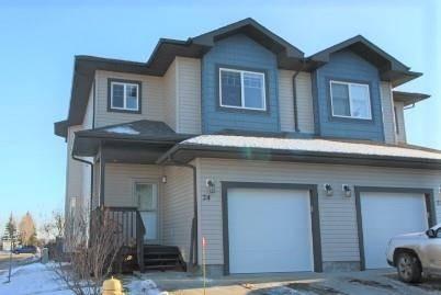 Townhouse for sale at 16004 54 St Nw Unit 24 Edmonton Alberta - MLS: E4183550