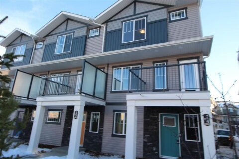 Townhouse for sale at 165 Cy Becker Bv NW Unit 24 Edmonton Alberta - MLS: E4204551