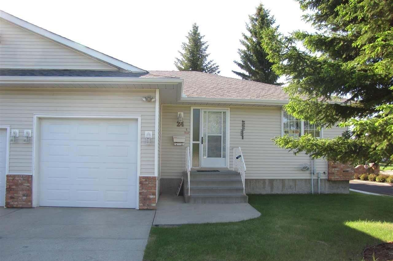 Townhouse for sale at 1650 42 St NW Unit 24 Edmonton Alberta - MLS: E4187579