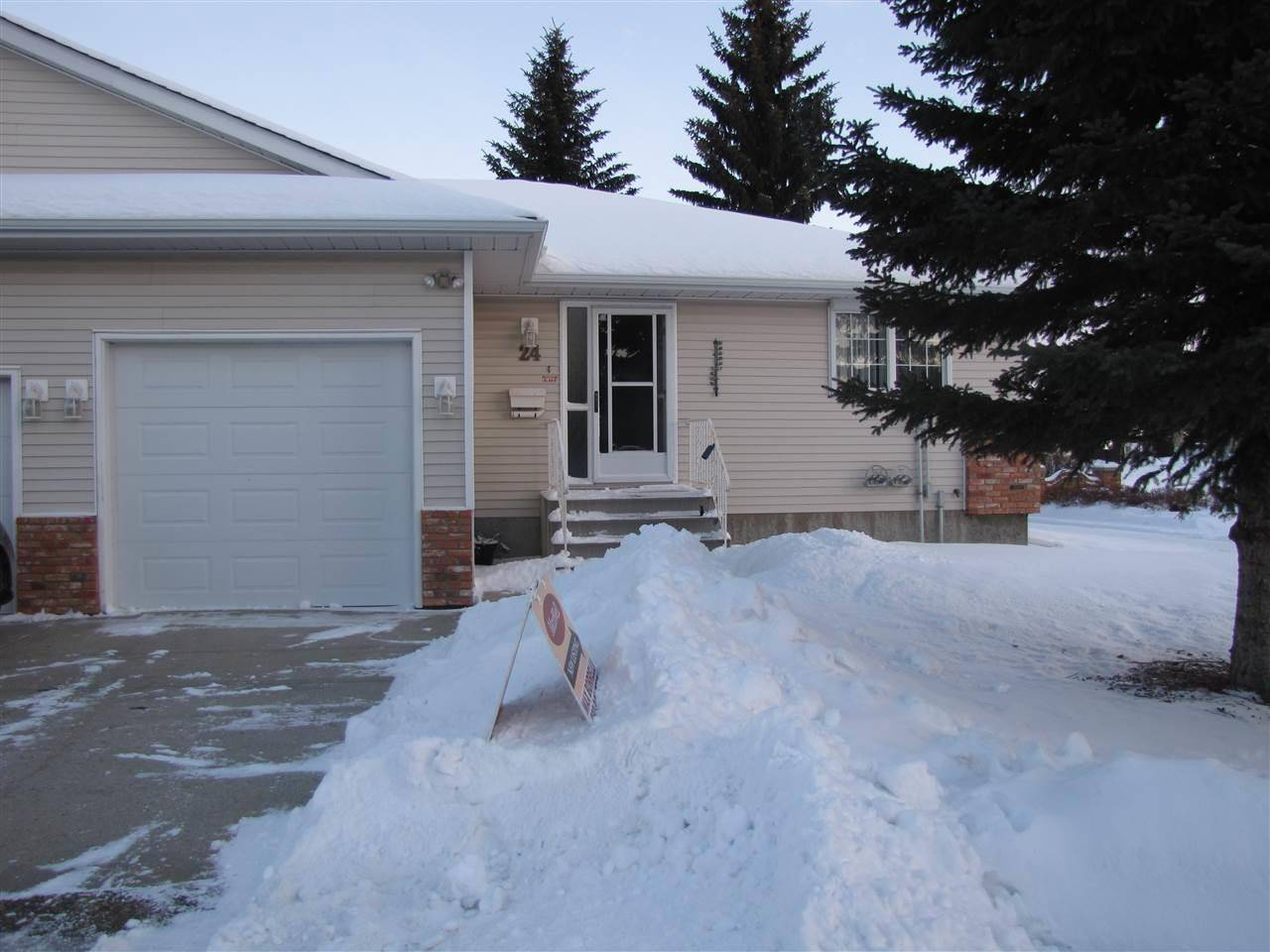 Townhouse for sale at 1650 42 St Nw Unit 24 Edmonton Alberta - MLS: E4187579