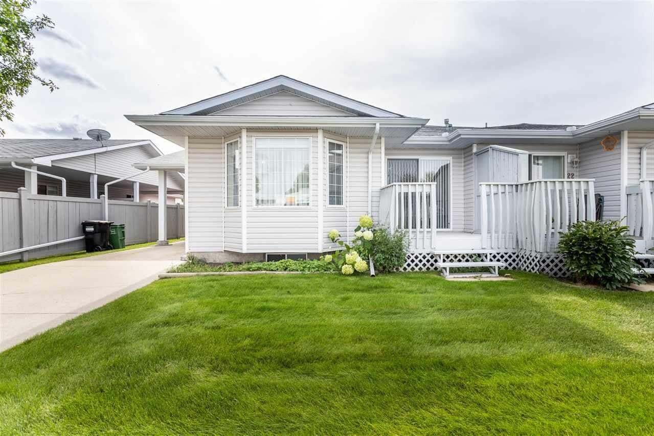 Townhouse for sale at 1904 Mill_woods Rd NW Unit 24 Edmonton Alberta - MLS: E4212479