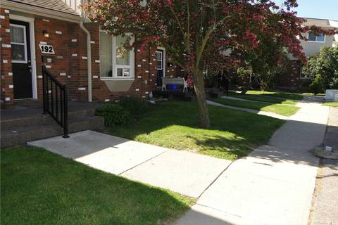 Condo for sale at 192 Brownleigh Ave Welland Ontario - MLS: X4480139