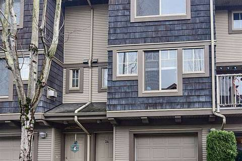 Townhouse for sale at 20761 Duncan Wy Unit 24 Langley British Columbia - MLS: R2430743