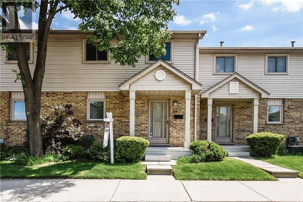Townhouse for sale at 217 Martinet Ave Unit 24 London Ontario - MLS: 263583