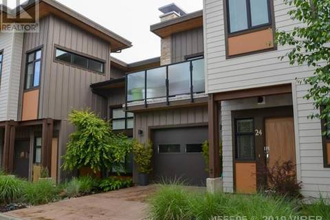 Townhouse for sale at 220 Mcvickers St Unit 24 Parksville British Columbia - MLS: 455505