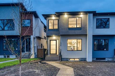 Townhouse for sale at 236 24 Ave Ave Northeast Unit 24 Calgary Alberta - MLS: C4245619