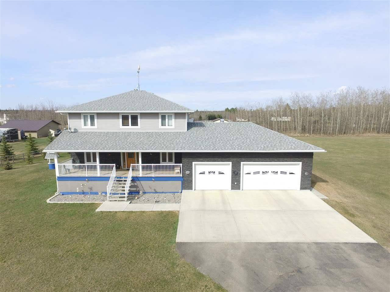 House for sale at 240065 Twp Rd Unit 24 Rural Wetaskiwin County Alberta - MLS: E4170307