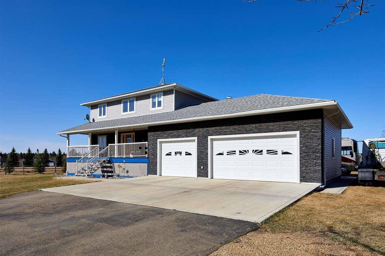 House for sale at 240065 Twp Rd Unit 24 Rural Wetaskiwin County Alberta - MLS: E4196397