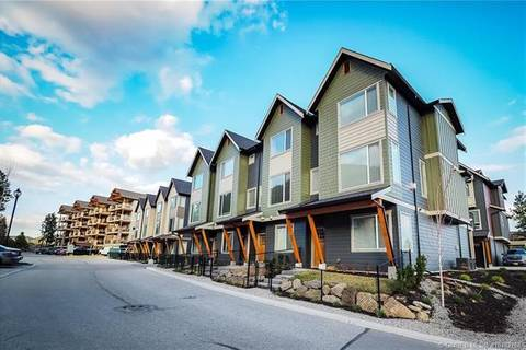Townhouse for sale at 2490 Tuscany Dr Unit 24 West Kelowna British Columbia - MLS: 10182768