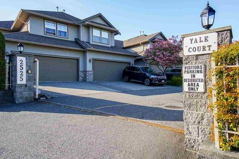 Townhouse for sale at 2525 Yale Ct Unit 24 Abbotsford British Columbia - MLS: R2439131