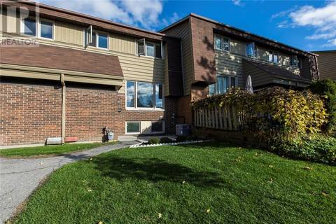Townhouse for sale at 2610 Draper Ave Unit 24 Ottawa Ontario - MLS: 1173821