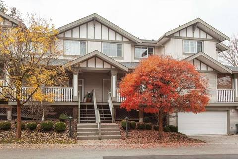 Townhouse for sale at 2733 Parkway Dr Unit 24 Surrey British Columbia - MLS: R2418273