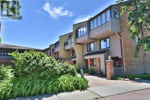 House for sale at 290 Cathcart St Unit 24 Ottawa Ontario - MLS: 1182404