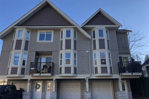 Townhouse for sale at 33313 George Ferguson Wy Unit 24 Abbotsford British Columbia - MLS: R2339502