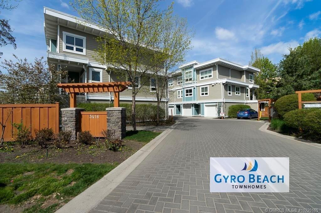 Townhouse for sale at 3416 Scott Rd Unit 24 Kelowna British Columbia - MLS: 10220165