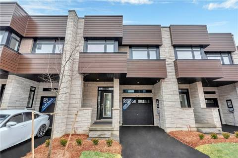 Townhouse for sale at 35 Midhurst Ht Unit 24 Stoney Creek Ontario - MLS: H4047114