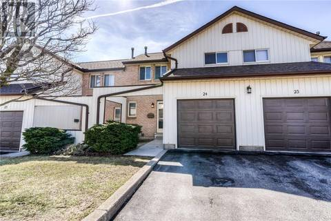 Townhouse for sale at 35 Westheights Dr Unit 24 Kitchener Ontario - MLS: 30726967