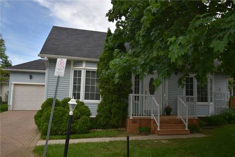 Townhouse for sale at 368 Silverbirch Blvd Hamilton Ontario - MLS: X4476221