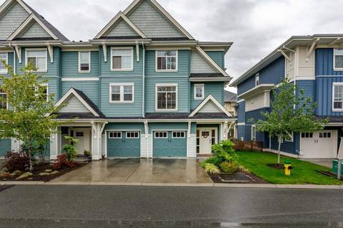 Townhouse for sale at 45290 Soowahlie Cres Unit 24 Sardis British Columbia - MLS: R2405759