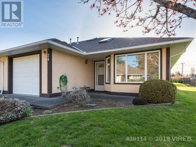 Buliding: 454 Morison Avenue, Parksville, BC