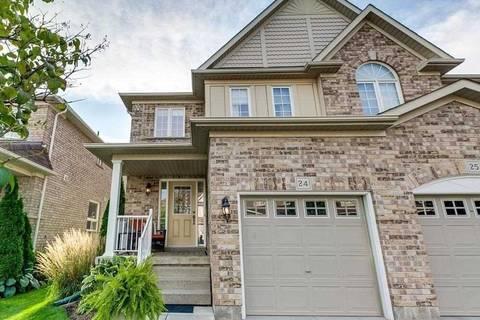 Condo for sale at 460 Woodmount Dr Unit 24 Oshawa Ontario - MLS: E4729121