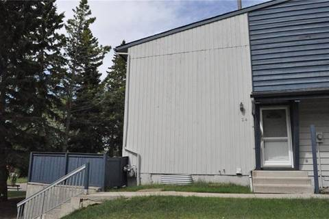 Townhouse for sale at 5315 53 Ave Northwest Unit 24 Calgary Alberta - MLS: C4223902